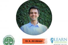 Dr Agha Ali Akram