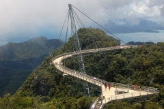 entry 2 langkawi sky bridge, malaysia