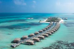 entry 6 finolhu villas island resort, maldives