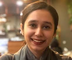 Sara Raza – Research Assistant