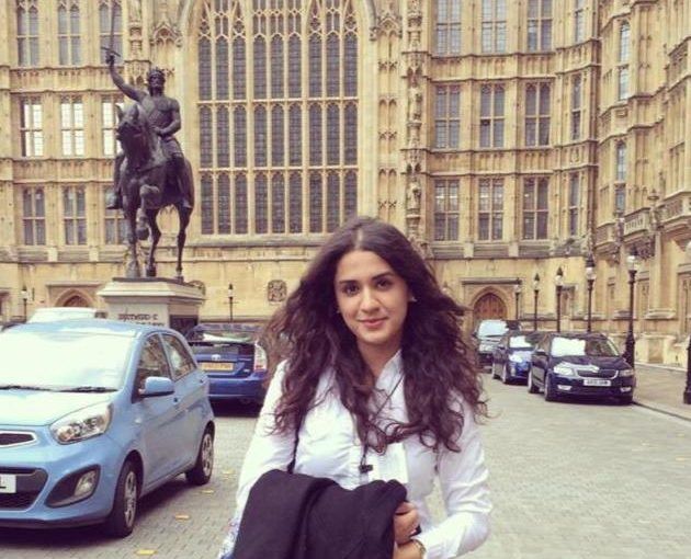 Jugnoo Kazmi – Women in Law Islamabad Chapter Lead